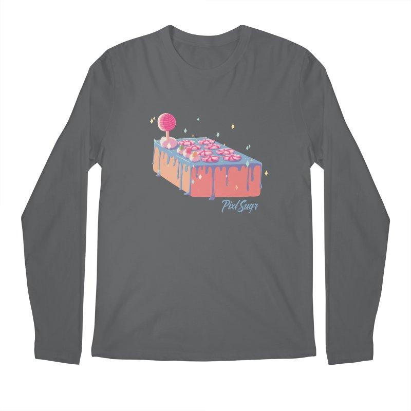 Frosted Fightstick Men's Longsleeve T-Shirt by Pixlsugr!