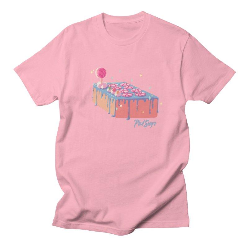Frosted Fightstick Women's Regular Unisex T-Shirt by Pixlsugr!