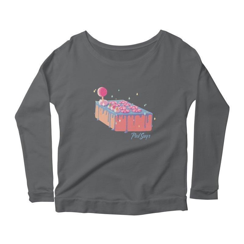 Frosted Fightstick Women's Longsleeve T-Shirt by Pixlsugr!