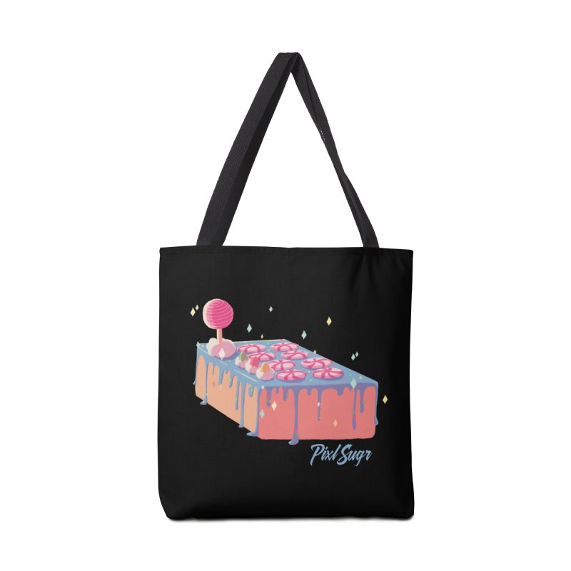Frosted Fightstick Accessories Tote Bag Bag by Pixlsugr!