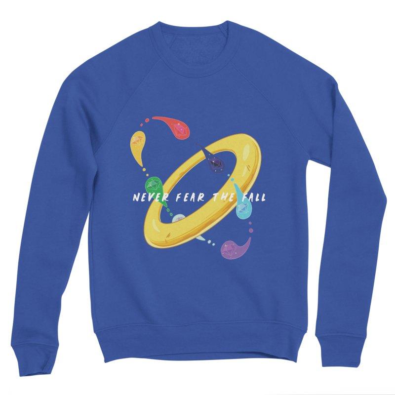Never Fear The Fall Men's Sweatshirt by Pixlsugr!
