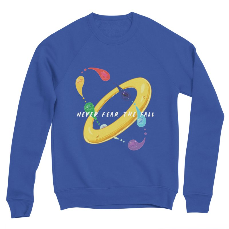 Never Fear The Fall Women's Sponge Fleece Sweatshirt by Pixlsugr!
