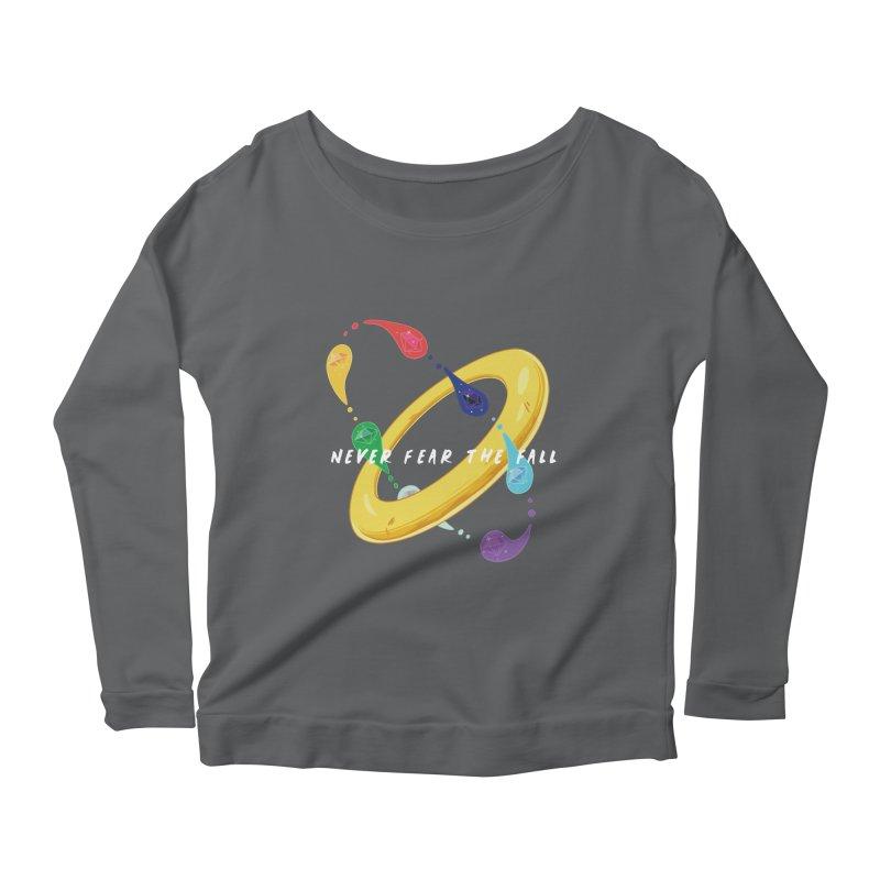Never Fear The Fall Women's Longsleeve T-Shirt by Pixlsugr!