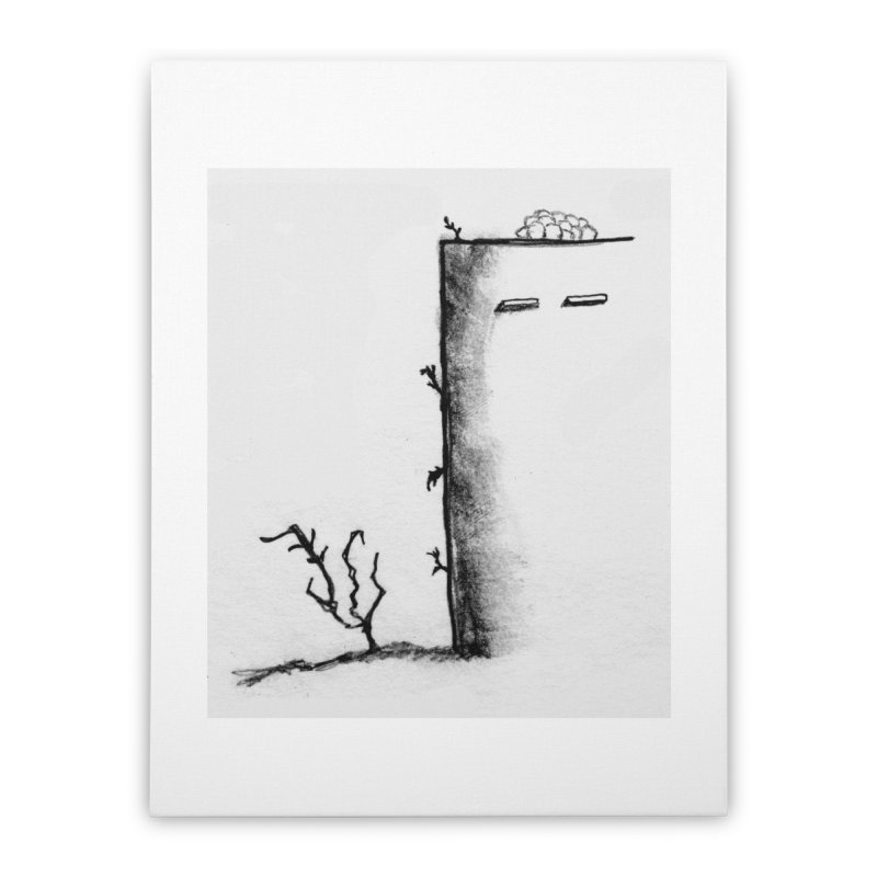 Tree Home Stretched Canvas by pizzidave's Artist Shop