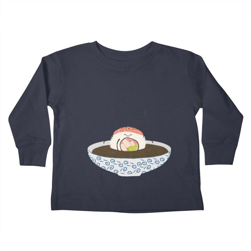 Soy Good! Kids Toddler Longsleeve T-Shirt by planet64's Artist Shop