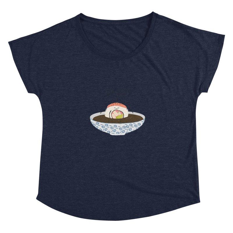 Soy Good! Women's Dolman Scoop Neck by planet64's Artist Shop