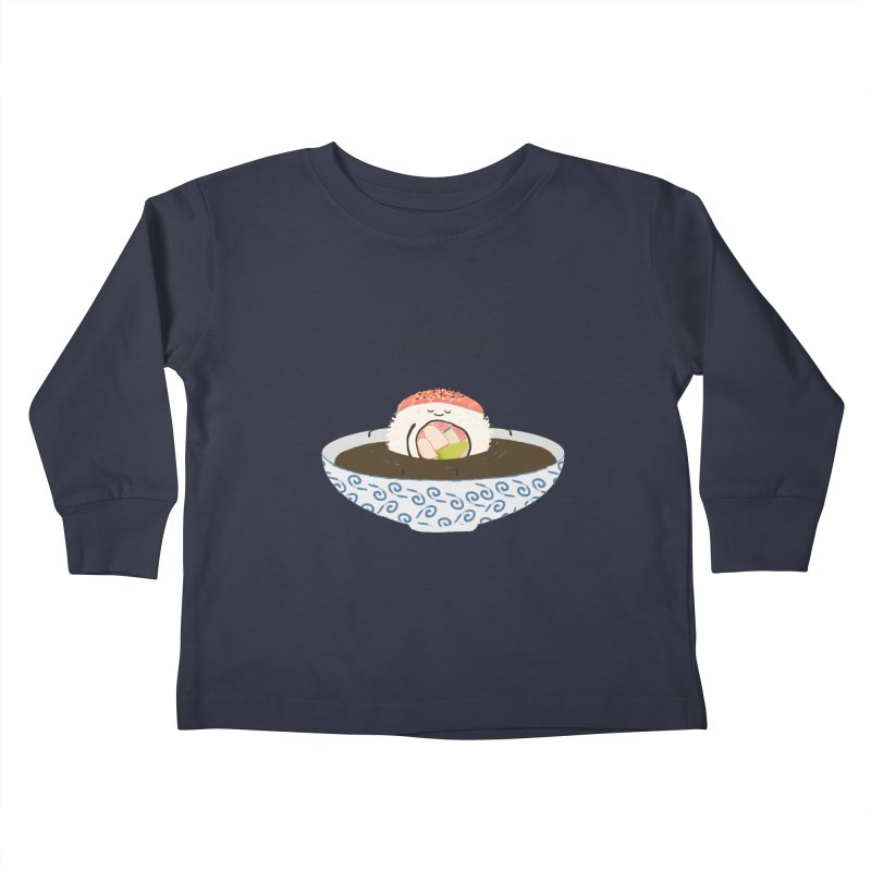 Soy Good! Kids Toddler Longsleeve T-Shirt by planet64's Artist Shop