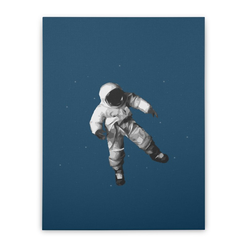 Among the stars Home Stretched Canvas by planet64's Artist Shop