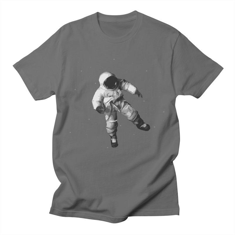 Among the stars Men's T-Shirt by planet64's Artist Shop