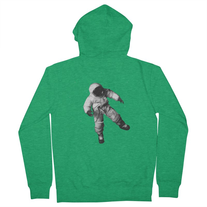 Among the stars Men's Zip-Up Hoody by planet64's Artist Shop