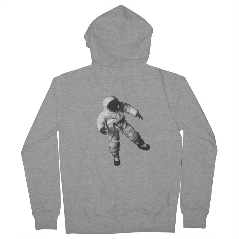 Among the stars Men's French Terry Zip-Up Hoody by planet64's Artist Shop