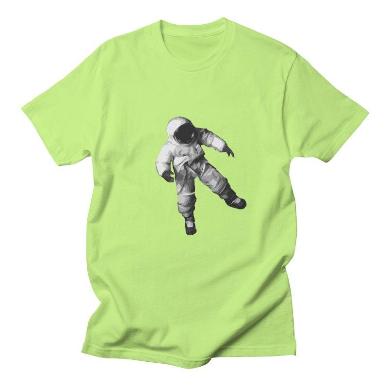 Among the stars Men's Regular T-Shirt by planet64's Artist Shop