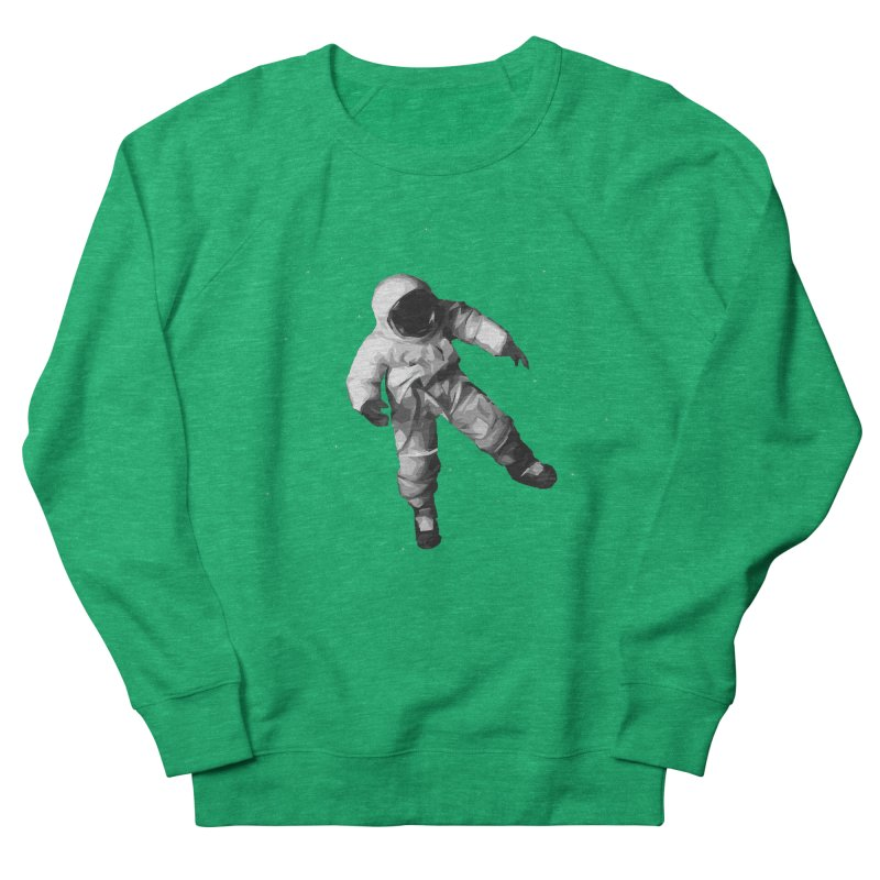 Among the stars Women's French Terry Sweatshirt by planet64's Artist Shop