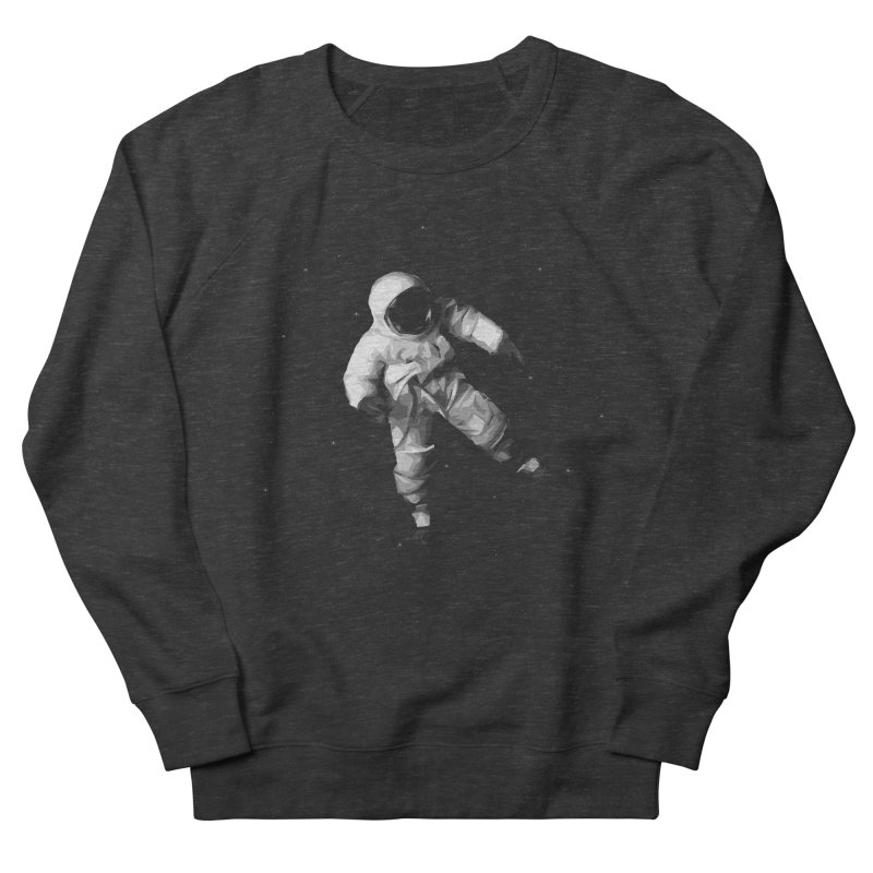 Among the stars Men's French Terry Sweatshirt by planet64's Artist Shop