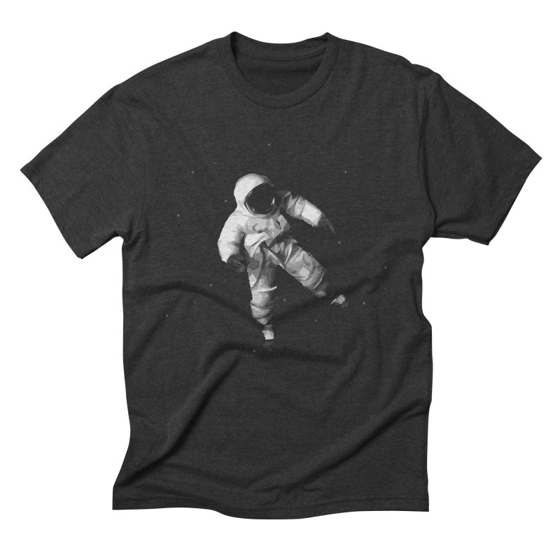 Among the stars Men's Triblend T-Shirt by planet64's Artist Shop