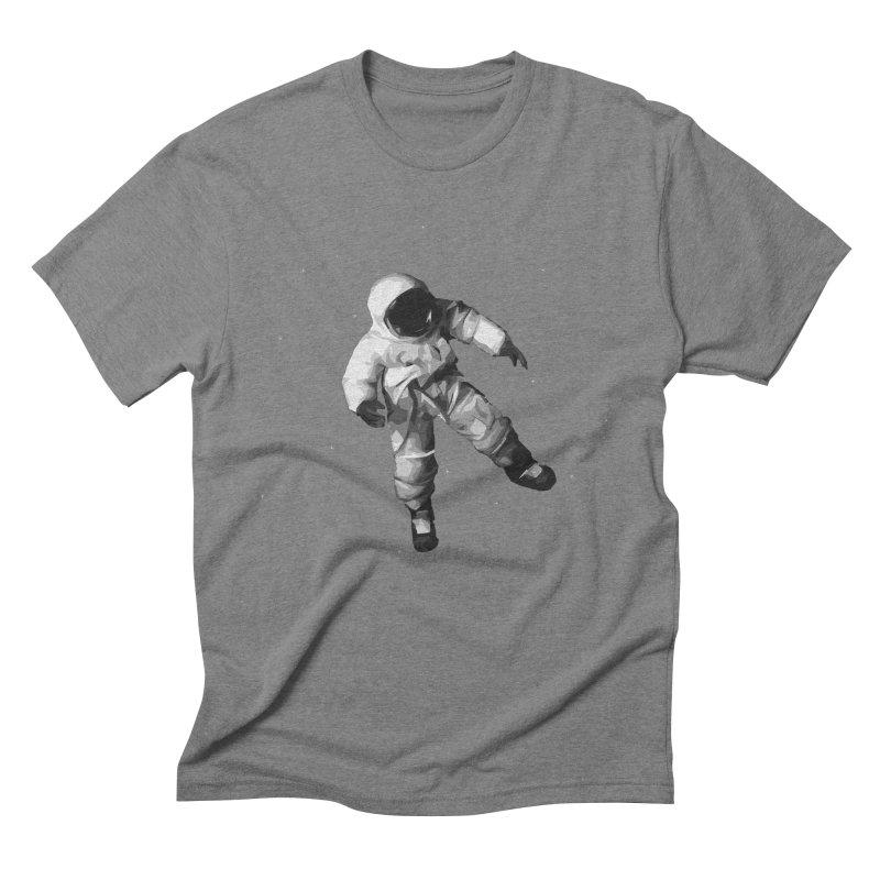 Among the stars Men's Triblend T-Shirt by planet64's Artist Shop