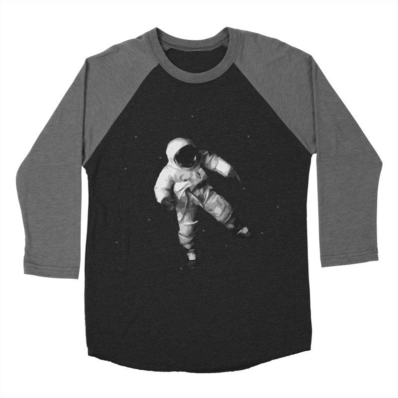 Among the stars Women's Baseball Triblend Longsleeve T-Shirt by planet64's Artist Shop