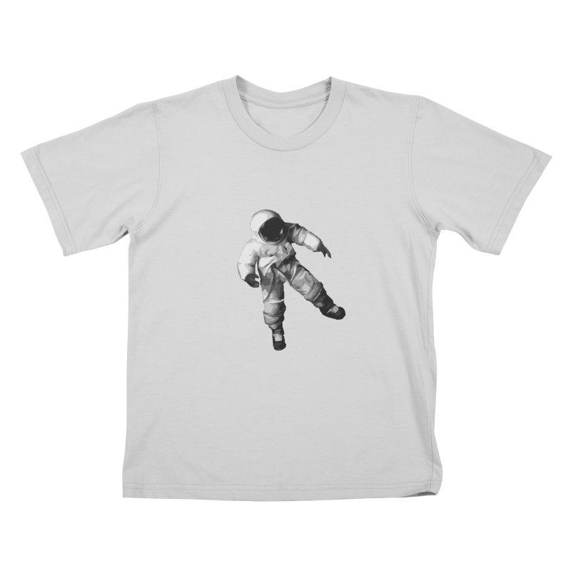 Among the stars Kids T-Shirt by planet64's Artist Shop