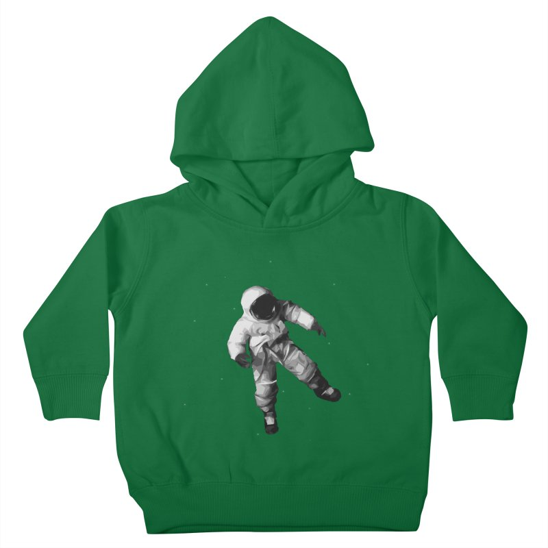 Among the stars Kids Toddler Pullover Hoody by planet64's Artist Shop
