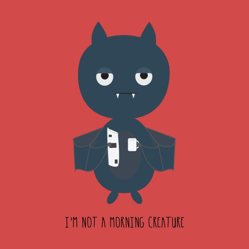 I'm not a morning creature   by planet64's Artist Shop