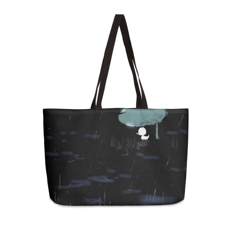Rain Accessories Bag by planet64's Artist Shop