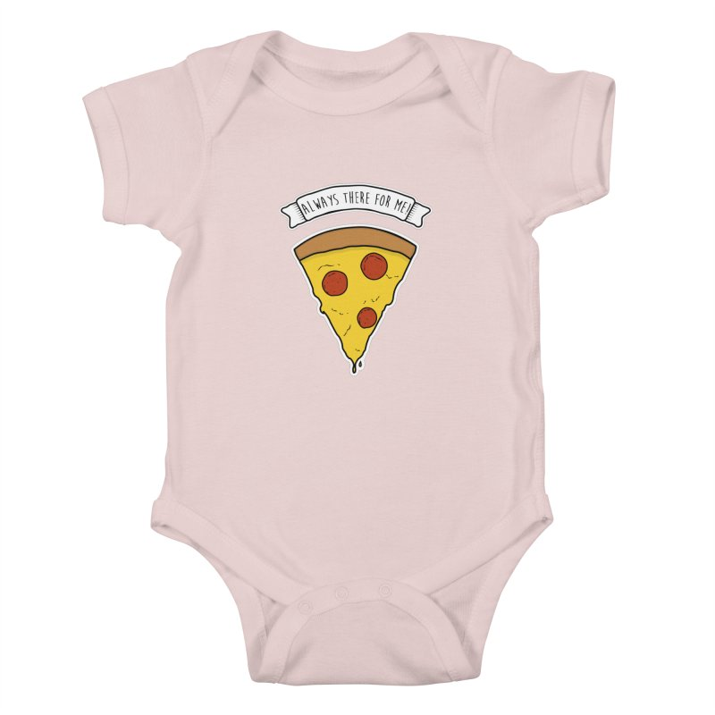 Always there for me! Kids Baby Bodysuit by planet64's Artist Shop