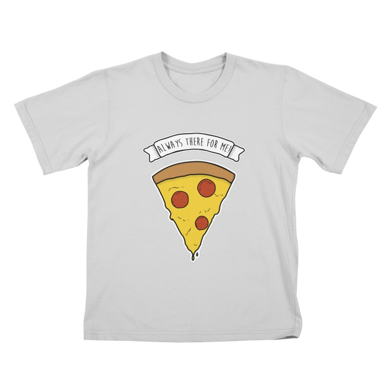 Always there for me! Kids T-Shirt by planet64's Artist Shop