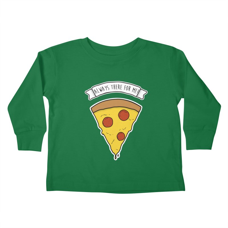 Always there for me! Kids Toddler Longsleeve T-Shirt by planet64's Artist Shop