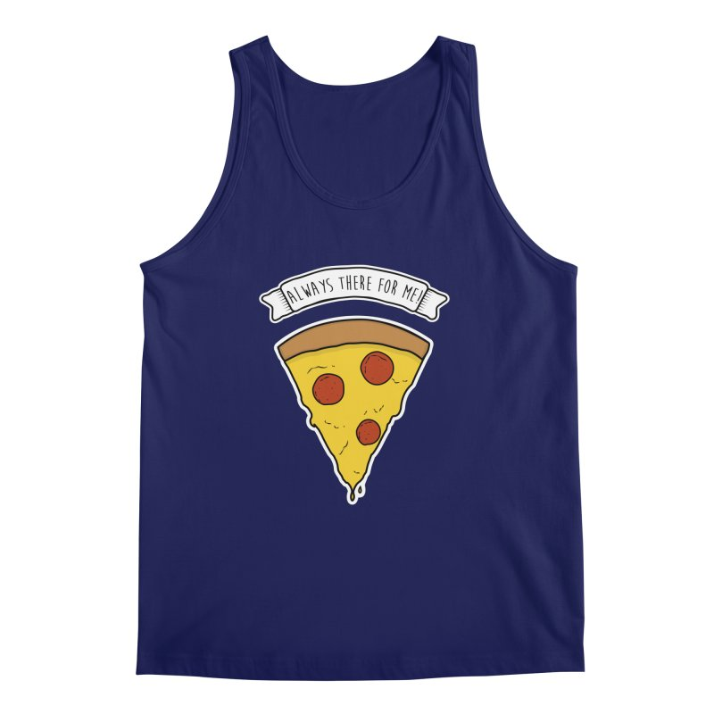 Always there for me! Men's Regular Tank by planet64's Artist Shop