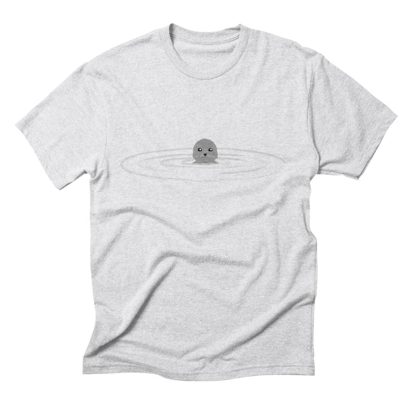 Just a Seal Men's Triblend T-Shirt by planet64's Artist Shop
