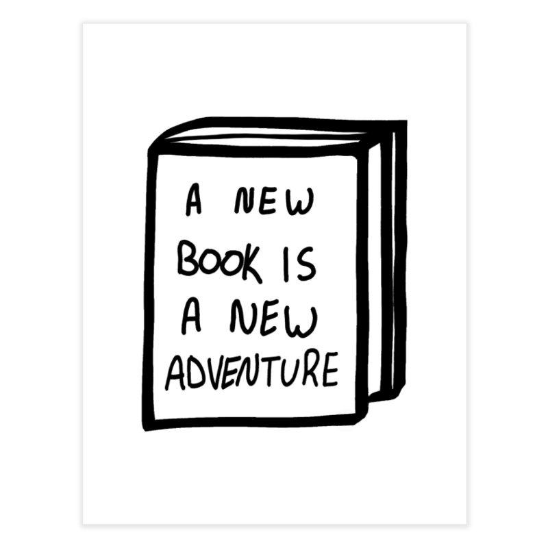 New Adventures Home Fine Art Print by planet64's Artist Shop