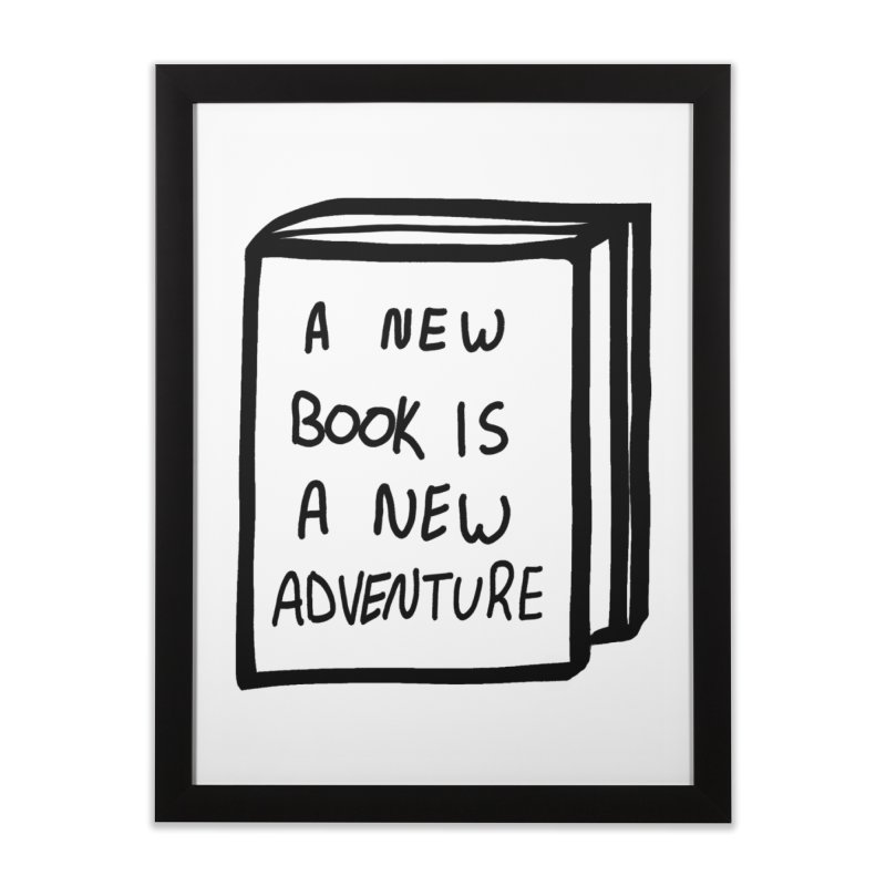 New Adventures Home Framed Fine Art Print by planet64's Artist Shop