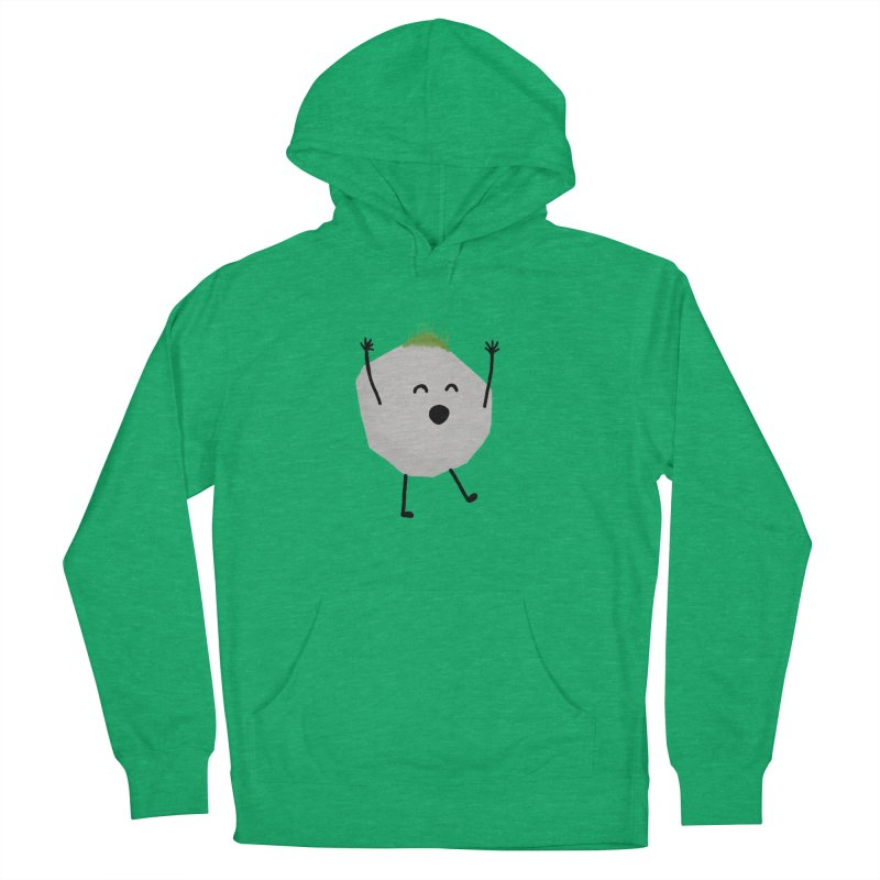 You rock! Women's French Terry Pullover Hoody by planet64's Artist Shop