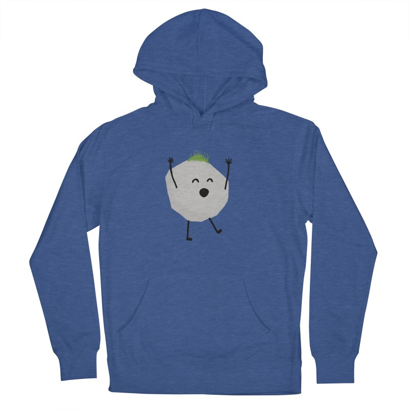 You rock! Men's French Terry Pullover Hoody by planet64's Artist Shop