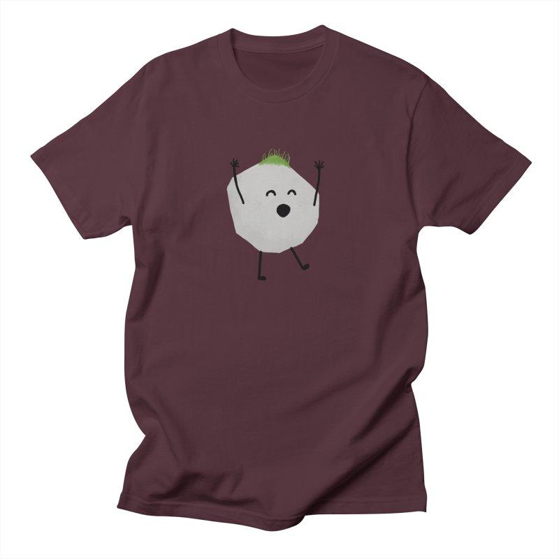 You rock! Men's Regular T-Shirt by planet64's Artist Shop