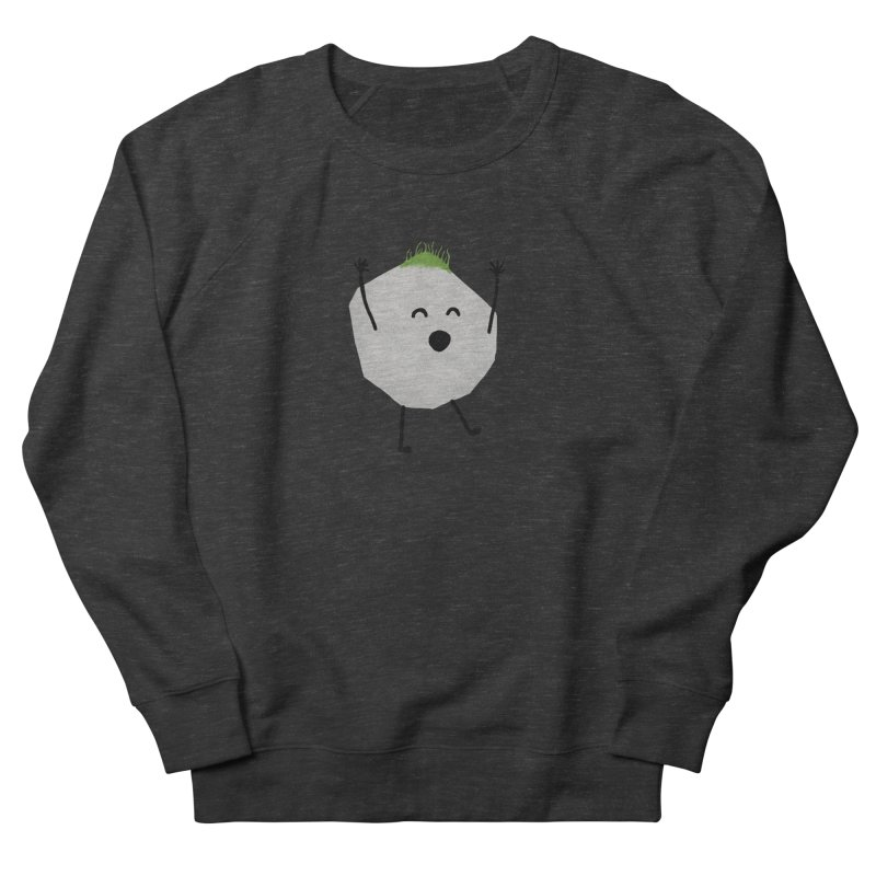 You rock! Women's French Terry Sweatshirt by planet64's Artist Shop