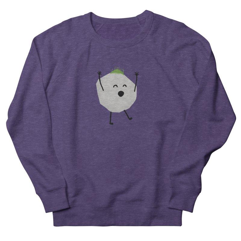 You rock! Women's French Terry Sweatshirt by planet64's Artist Shop