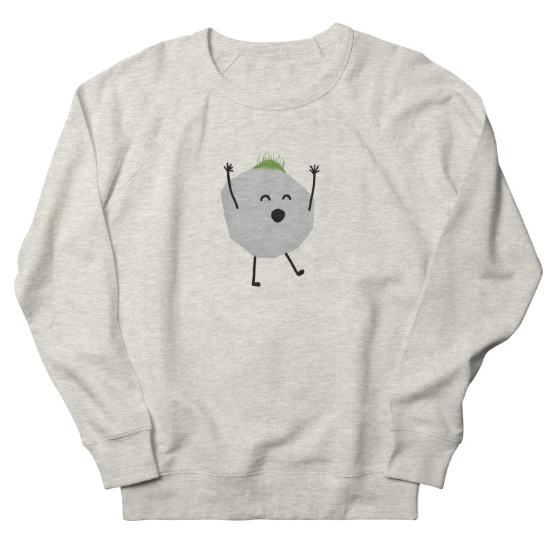 You rock! Men's French Terry Sweatshirt by planet64's Artist Shop
