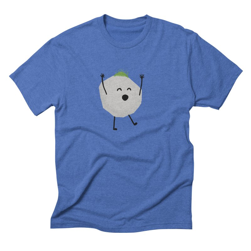 You rock! Men's Triblend T-Shirt by planet64's Artist Shop