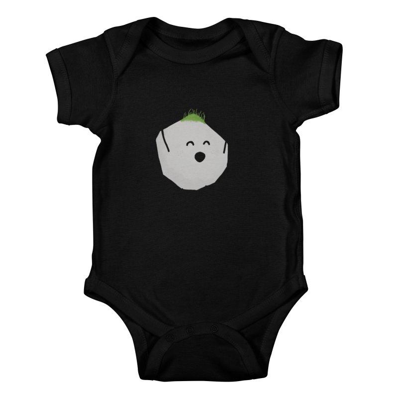 You rock! Kids Baby Bodysuit by planet64's Artist Shop