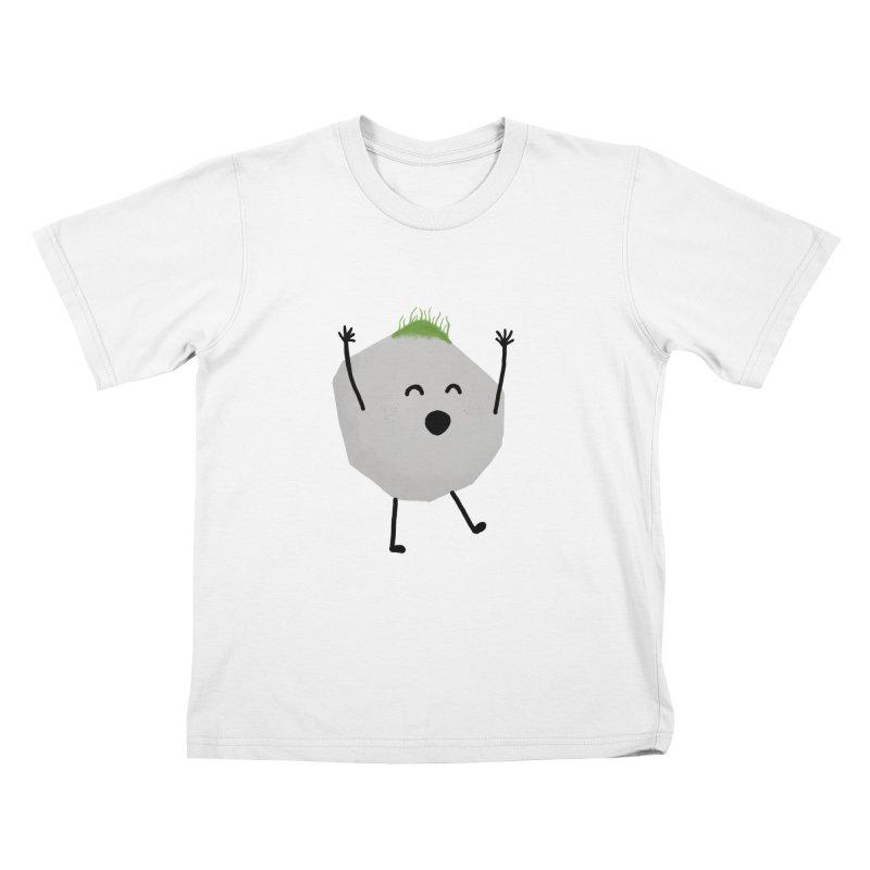 You rock! Kids T-Shirt by planet64's Artist Shop