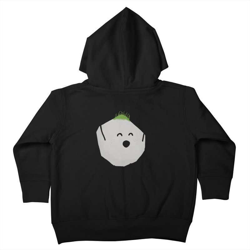 You rock! Kids Toddler Zip-Up Hoody by planet64's Artist Shop