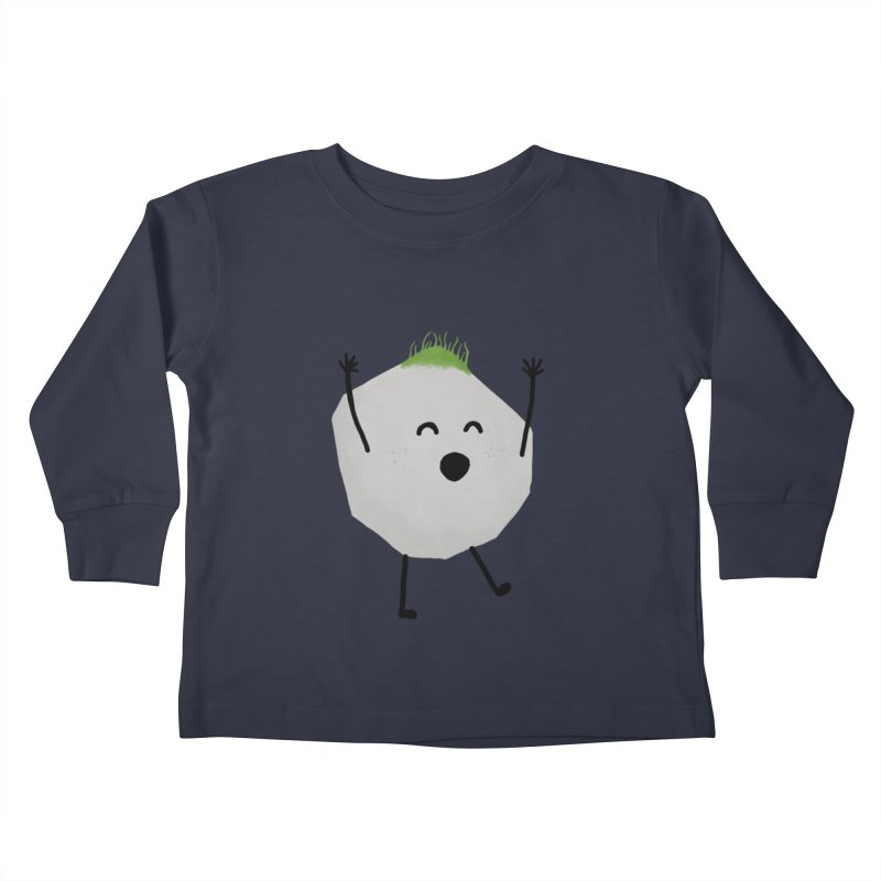 You rock! Kids Toddler Longsleeve T-Shirt by planet64's Artist Shop
