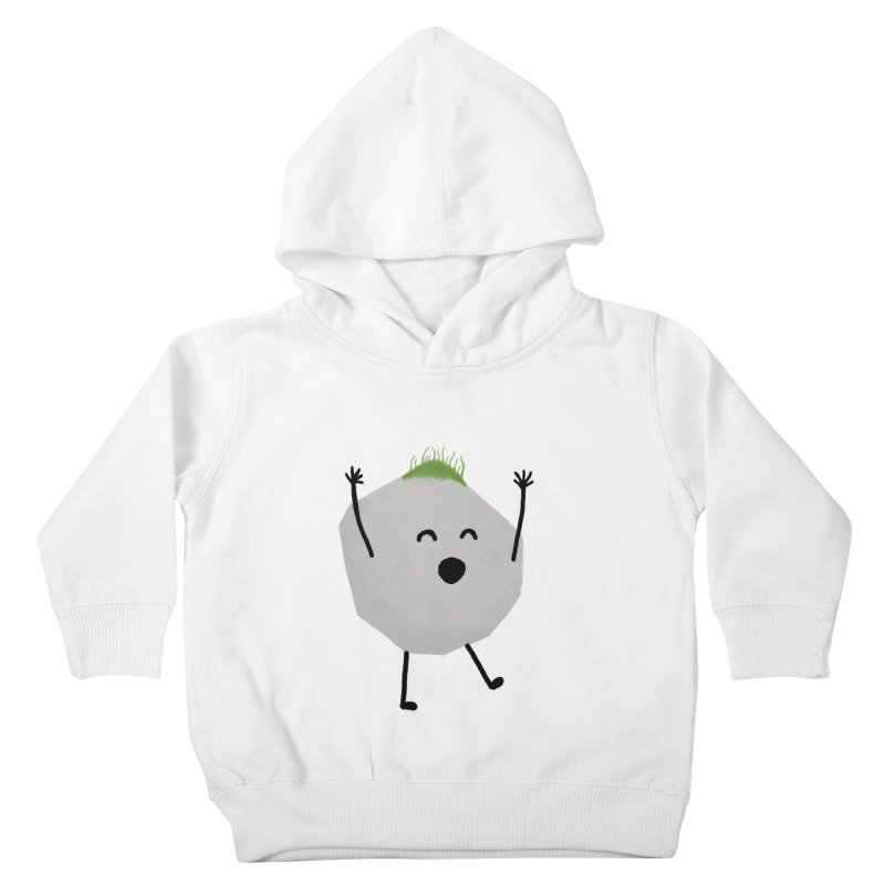 You rock! Kids Toddler Pullover Hoody by planet64's Artist Shop