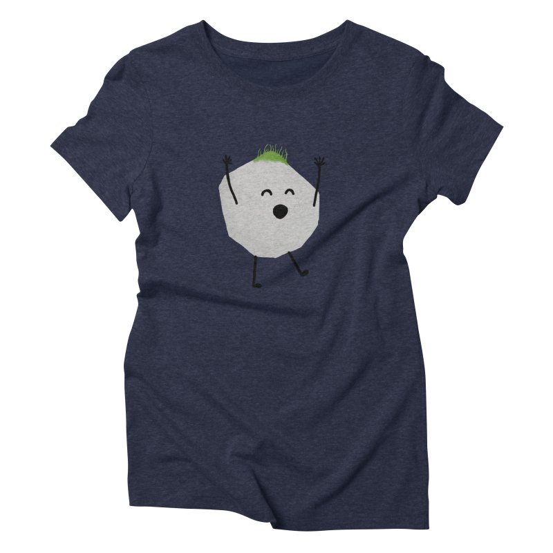 You rock! Women's Triblend T-Shirt by planet64's Artist Shop