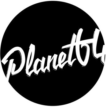 planet64's Artist Shop Logo