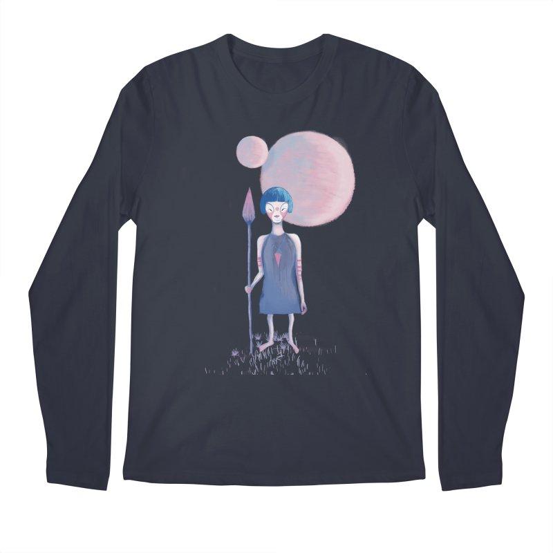 Girl Men's Longsleeve T-Shirt by jrbenavente's Shop
