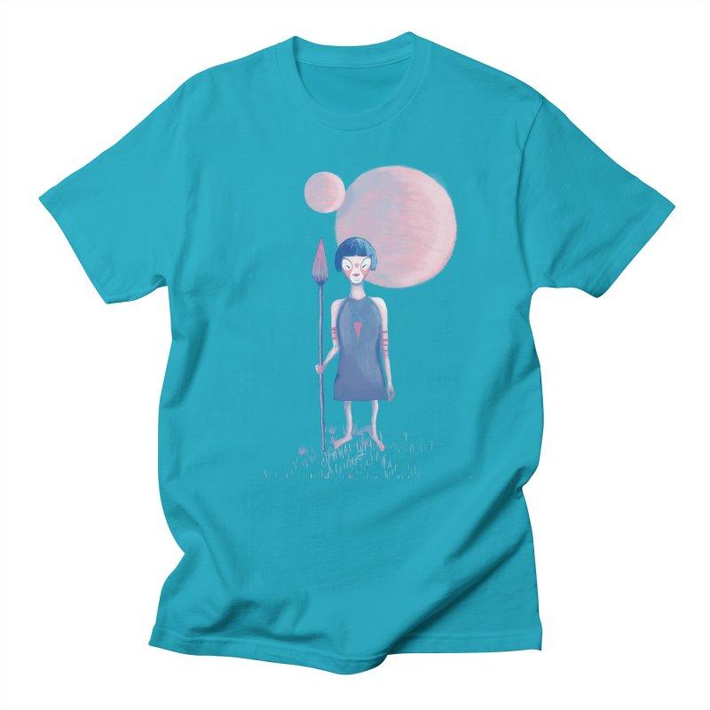Girl Men's T-Shirt by jrbenavente's Shop