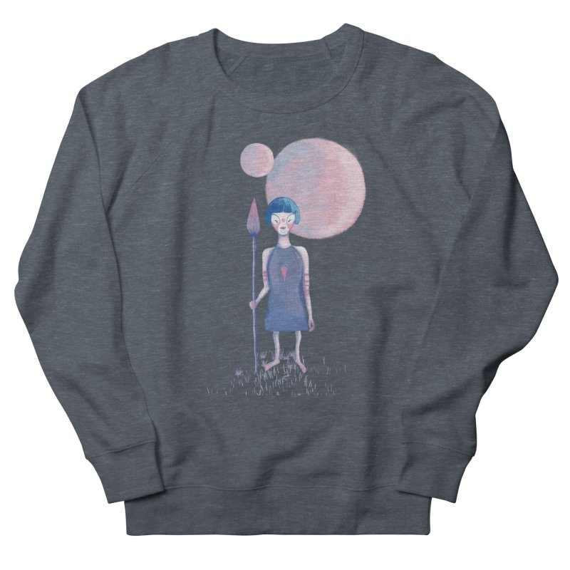 Girl Women's Sweatshirt by jrbenavente's Shop