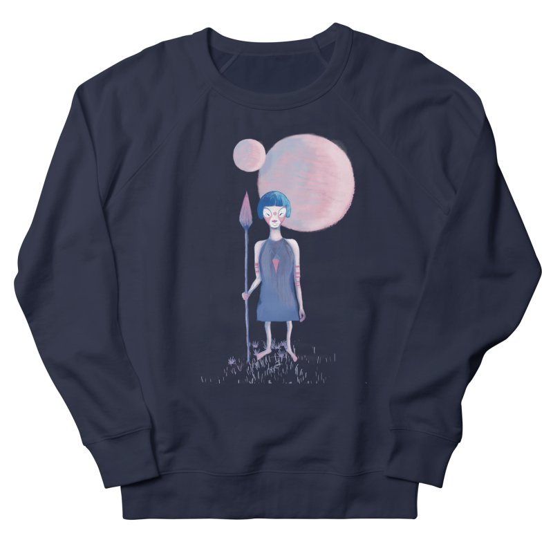 Girl from Kepler planet Women's Sweatshirt by jrbenavente's Shop